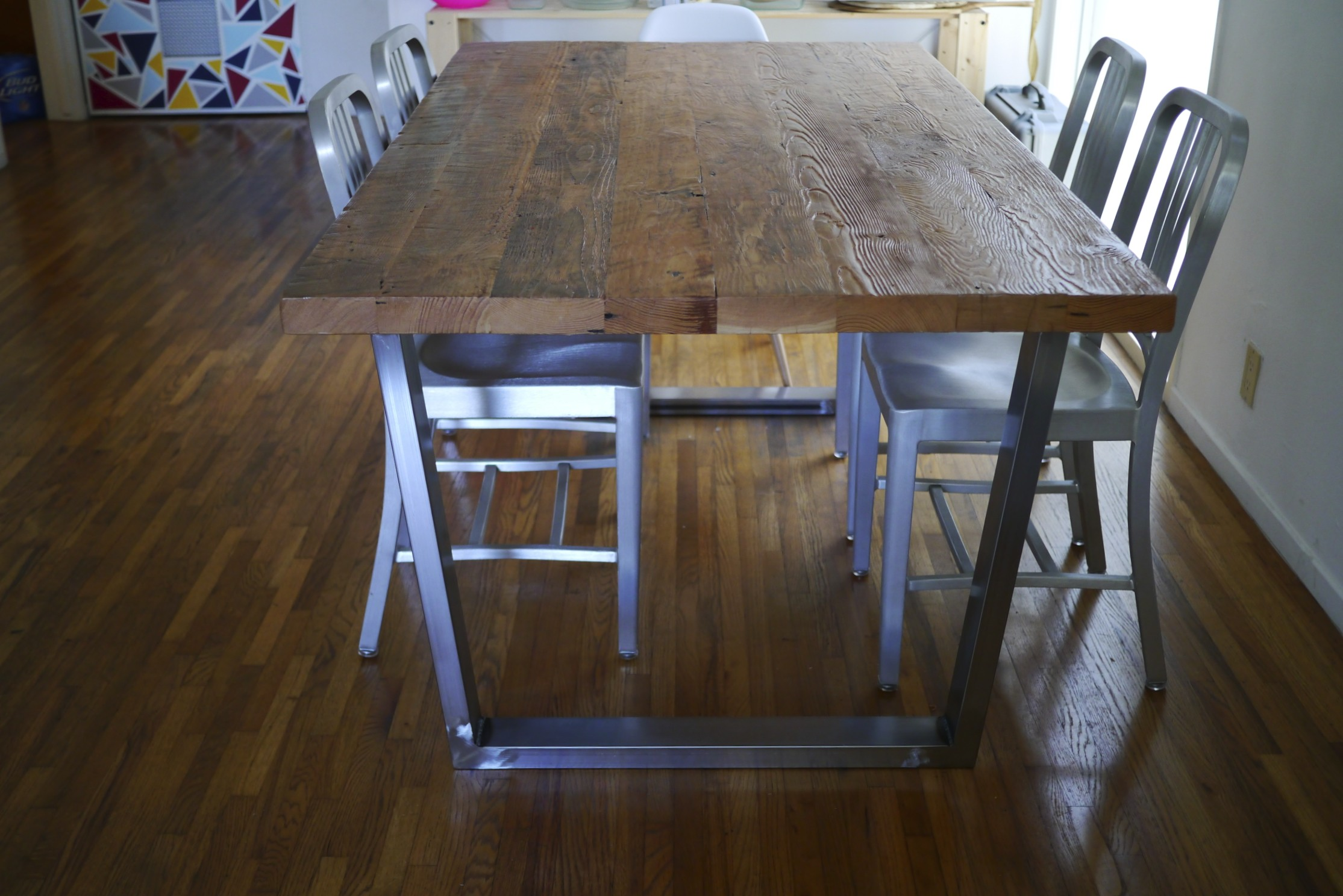 Modern dining table part 3 the conclusion things i 39 m doing for To the table