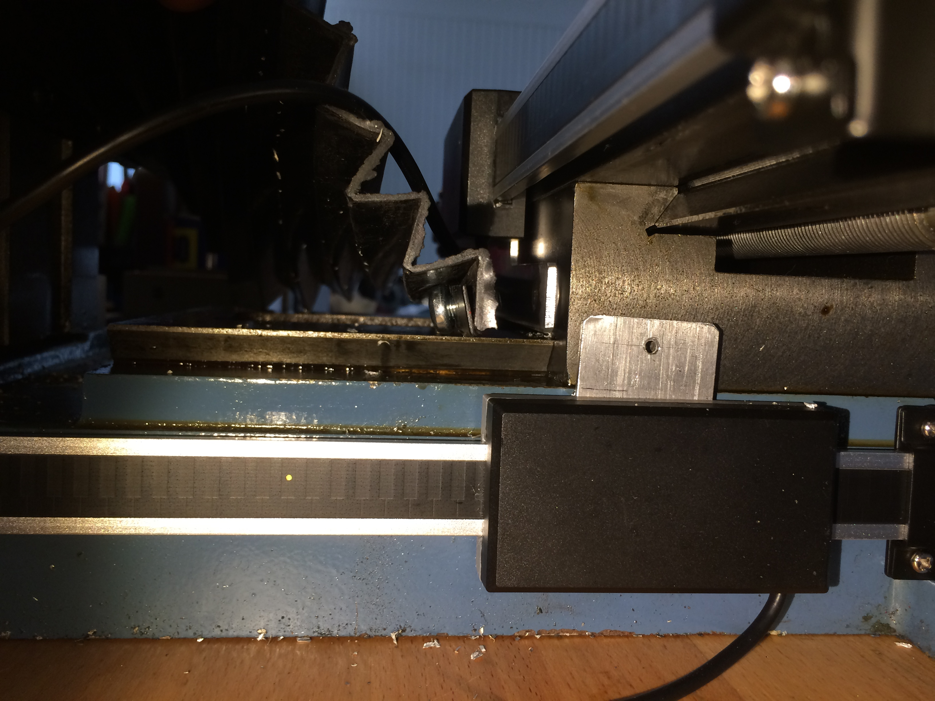 Mounting DRO Scales To Your Hi Torque Mini Mill | Things I'm
